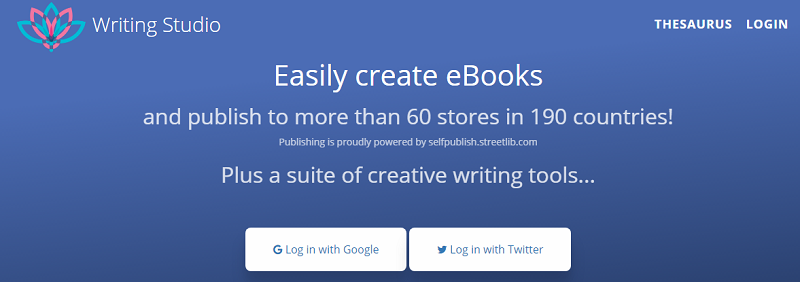 crear un ebook con 7write