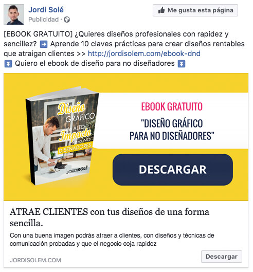 crear un infoproducto facebook ads