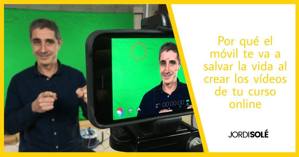 crear videos movil