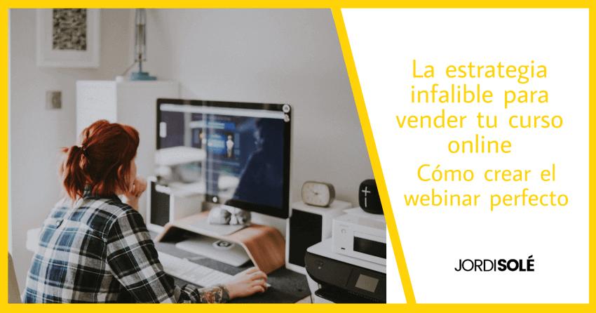 lanzamiento de tu curso online con webinar