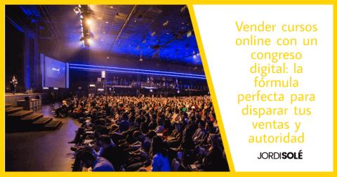 congreso online como vender cursos online